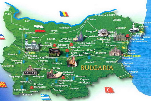 Бургас болгария климат