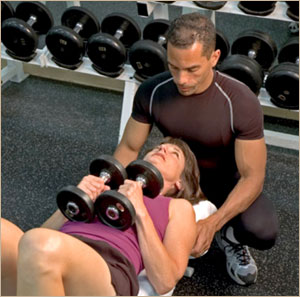 Тренер по фитнесу (Фитнес-инструктор)