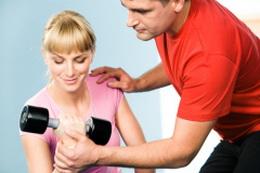Как правильно тренироваться с гантелями?